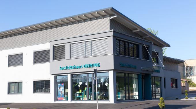 Sanitaetshaus Heining Erbendorf